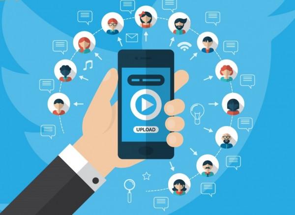 推特:群聊及视频录制功能 或成营销新工具