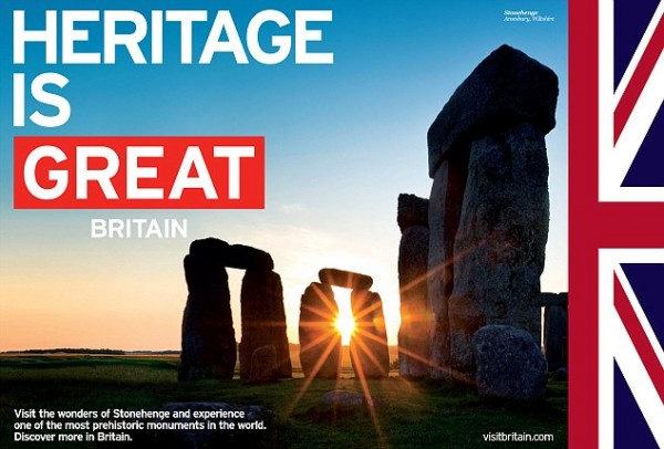 英国旅游:2015年或创造220亿镑消费新纪录