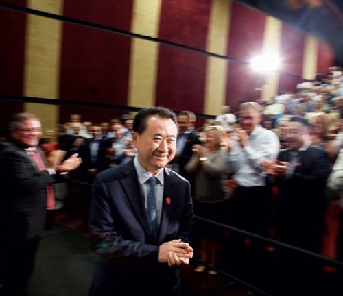 王健林:放豪言,4年后将旅游业做到世界榜首