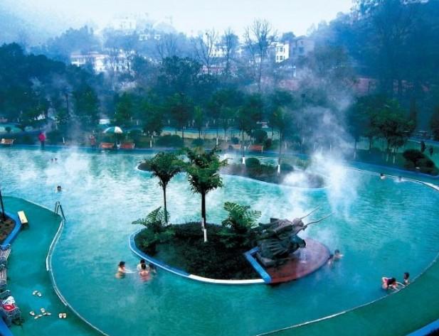 国内温泉旅游:开发模式较为单一 亟待创新