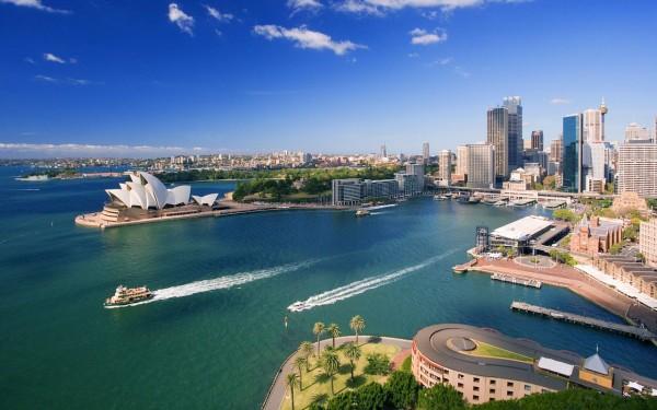 澳大利亚:2017年中国游客消费达104亿澳元