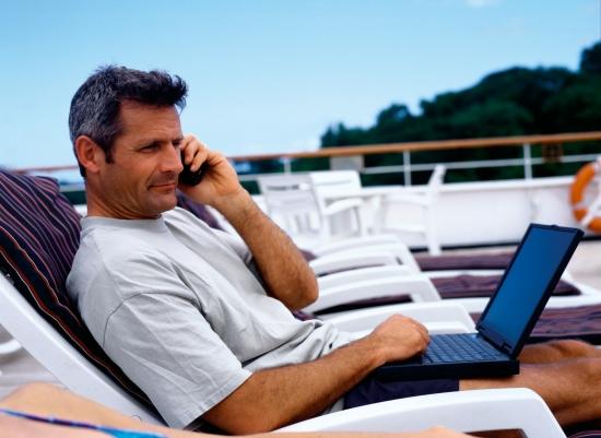 邮轮Wi-Fi:技术难成本高 三大邮轮数据对比
