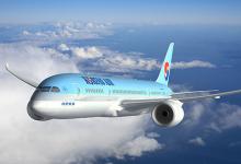 大韩航空:将开通合肥南宁贵阳沈阳4条航线