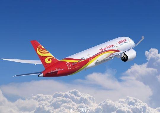 海南航空:率先开通空中移动支付 可刷支付宝