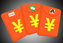 2015春节:微信支付宝京东百度红包成绩单