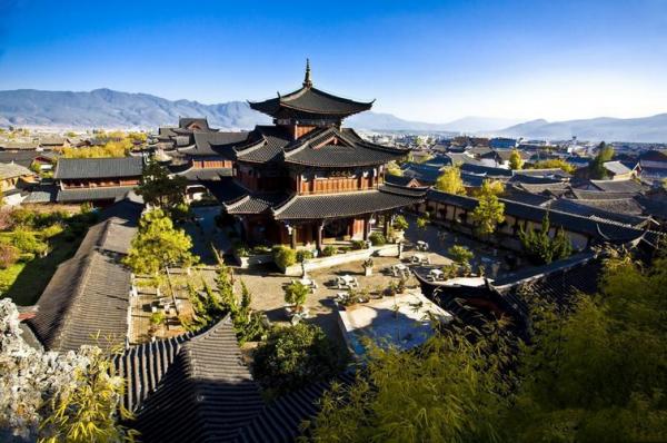 丽江旅游:原住民搬离文化流失 古镇开发之惑