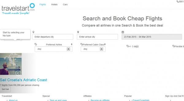 Travelstart:埃及在线旅行社启动新支付系统