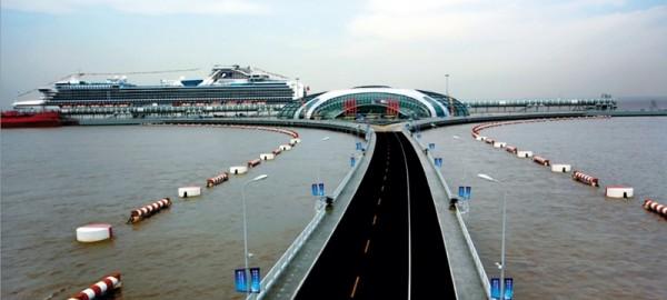 上海宝山:成亚洲接待游客人数最多的邮轮母港
