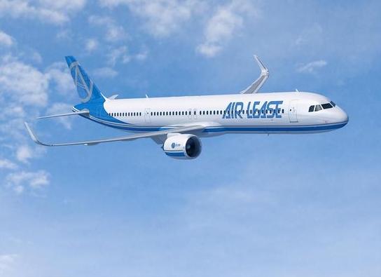 ALC:确认将订购55架空中客车飞机 含最新型