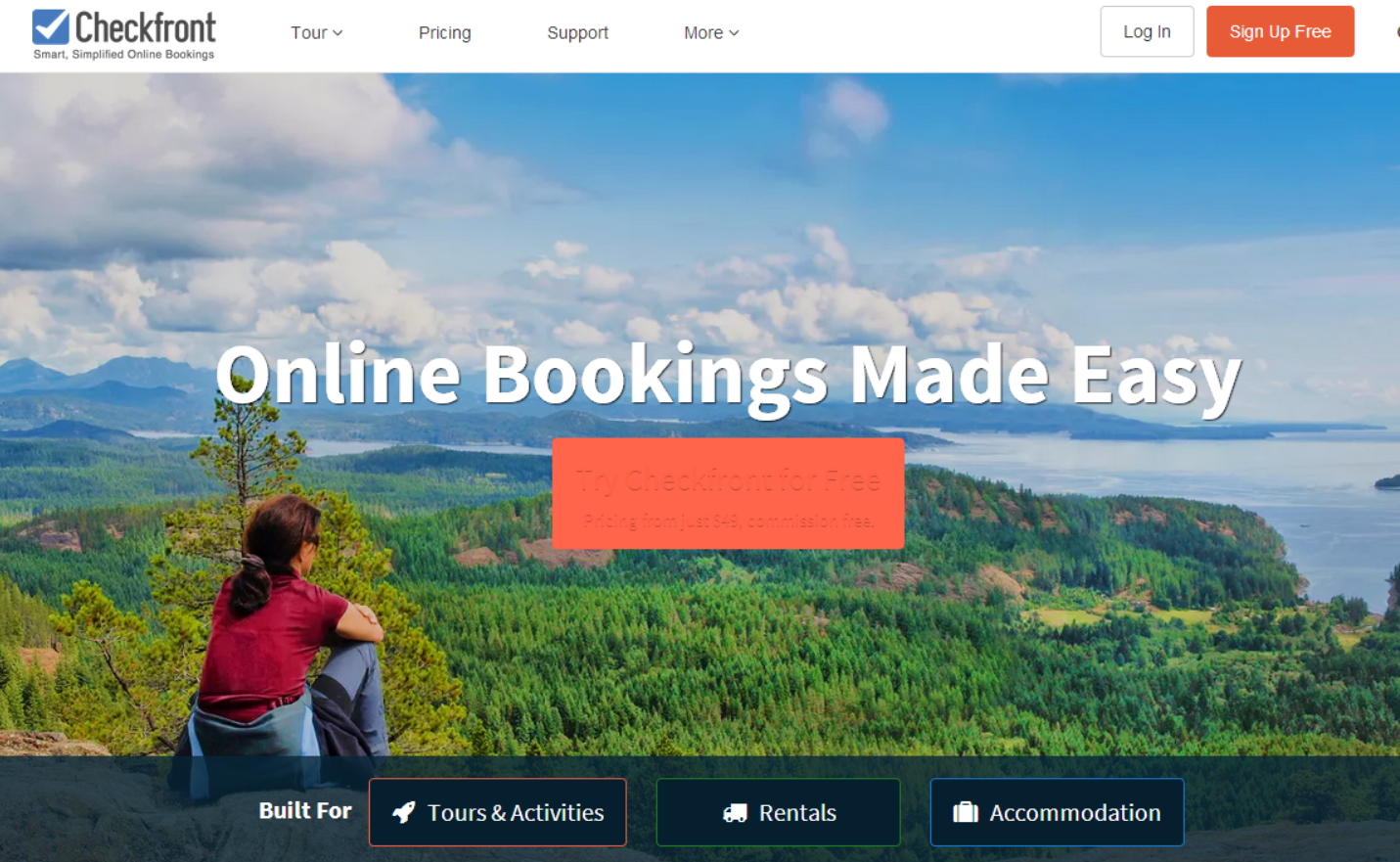 Checkfront:加拿大旅游云端预订获80万融资