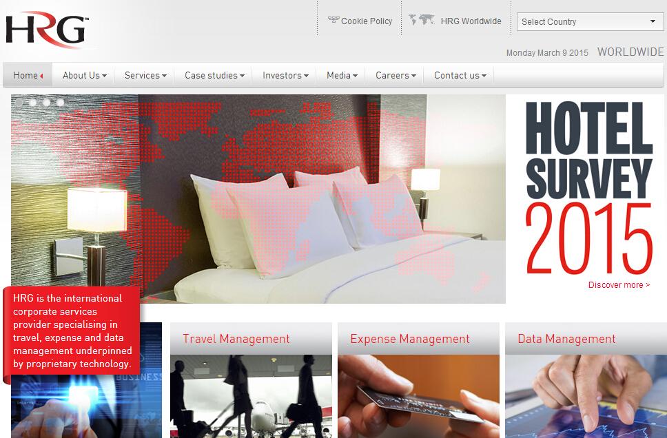HRG调查:酒店项目灵活应变 适应市场状况