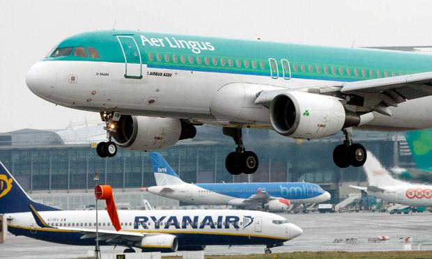 爱尔兰:IAG收购或受阻 政府施压瑞安航空