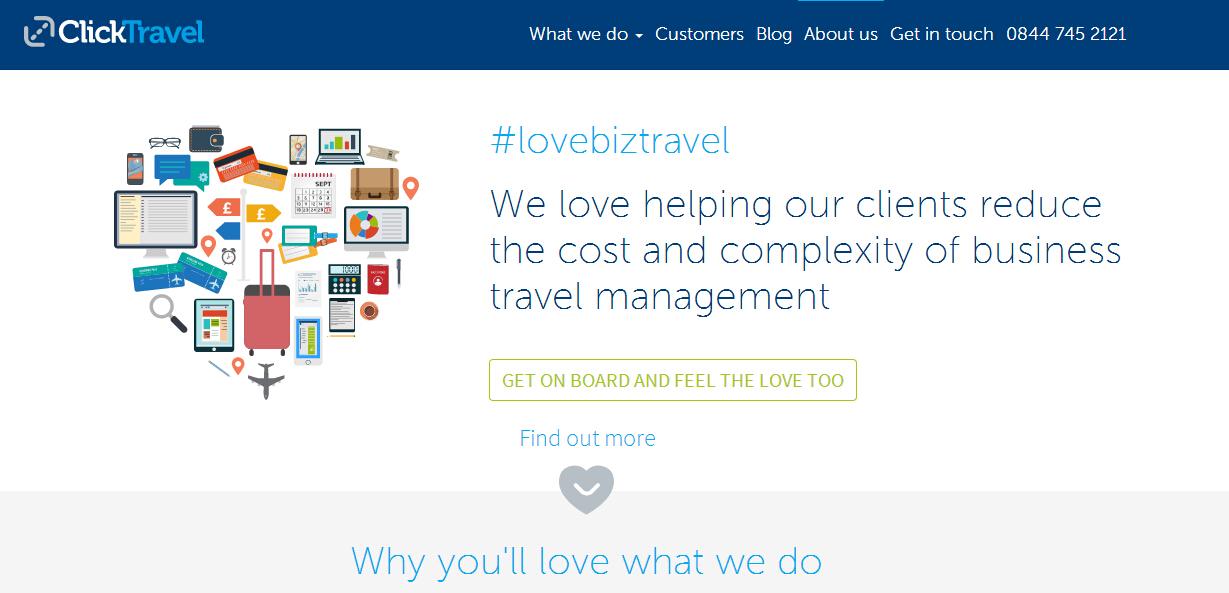 Click Travel:选择商旅管理公司的4大要点