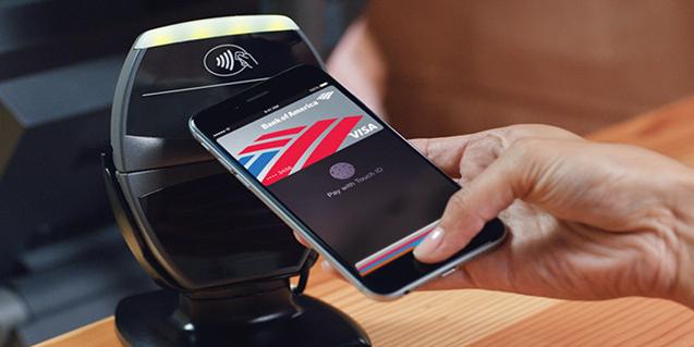 Apple Pay:支付方式 获得万豪与Etsy支持
