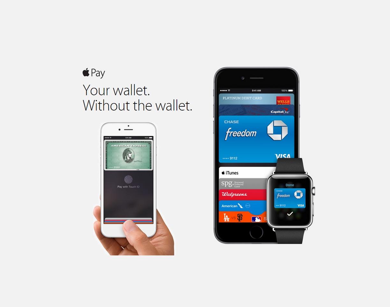 苹果支付:叫好不叫座 用户采纳率普遍不高