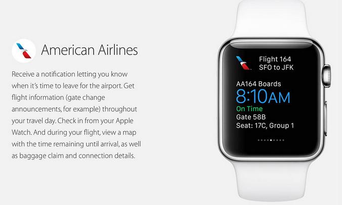 Apple Watch:让智能旅行不再是纸上谈兵