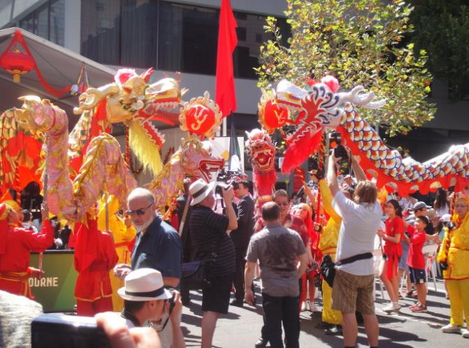 """春节庙会:一年一度的文化盛宴 打好""""文化牌"""""""