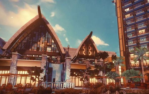 迪士尼:如何用虚拟现实技术打造主题乐园