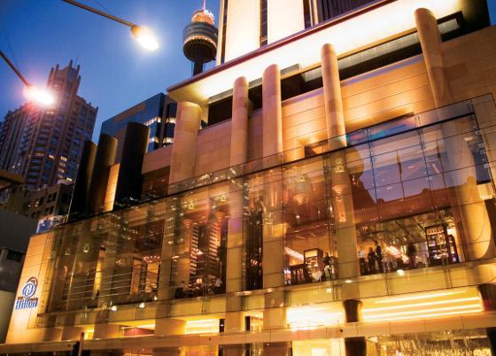 华企:豪掷数亿收购希尔顿 震撼澳酒店市场
