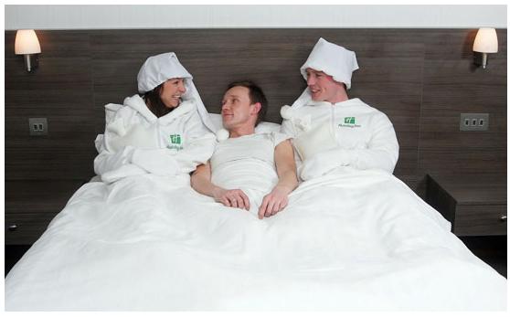 盘点:酒店业的另类服务 从暖床到犯人体验