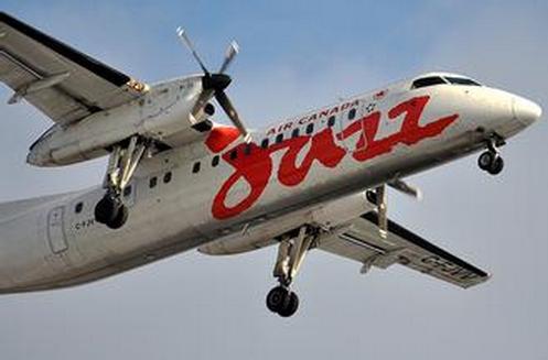 加拿大支线航空:6300万美元购Voyageur