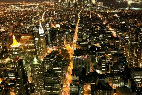 纽约:旅游品牌视觉重塑,活力动感多元性