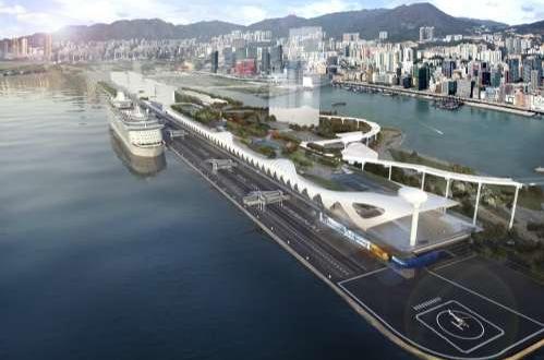 苏锦樑:香港将把握机遇 巩固邮轮中心地位