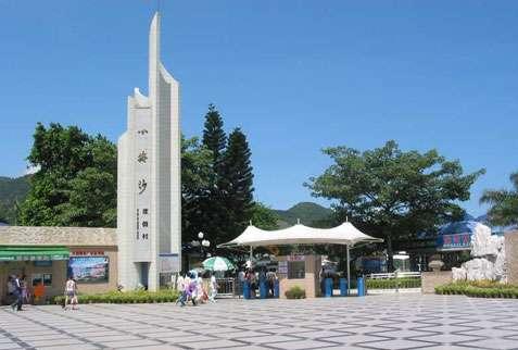 小梅沙:拟建华南区最高水准海洋主题公园