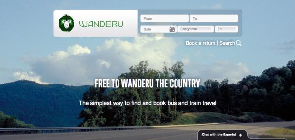 Wanderu:地面交通元搜索网站签约Amtrak