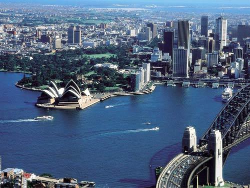 澳洲:拟实施中国游客电子签 看好会奖市场