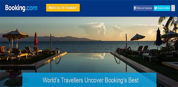 Booking:细节决定成败 评出全球最佳住宿