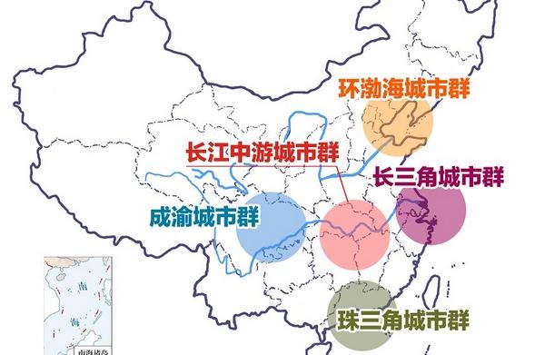 品橙解读:《长江中游城市群发展规划》全文