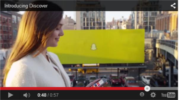 Snapchat:助国家地理老品牌吸引千禧一代