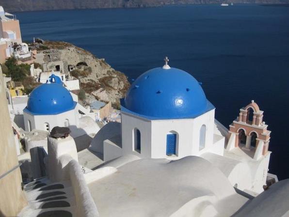 希腊:旅游业在金融危机后回弹 或赶超去年