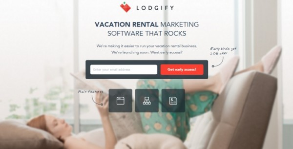 Lodgify:度假租赁科技公司获60万欧天使轮