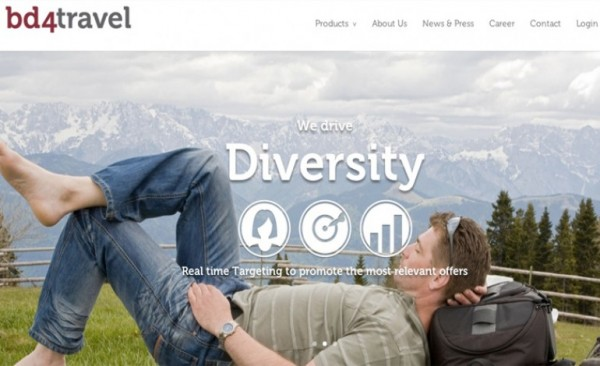 bd4travel:旅游分析工具获420万美元投资