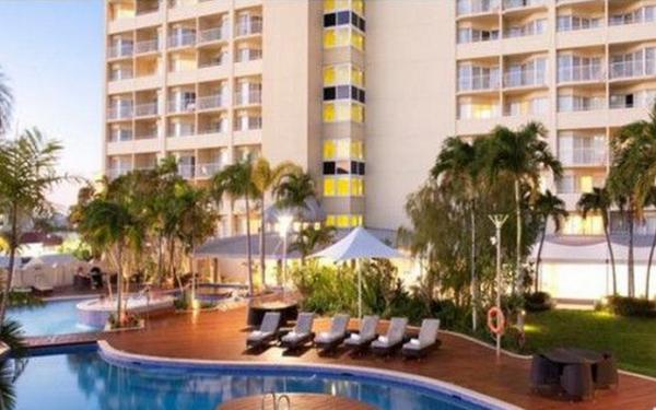 邱达昌:拟斥7500万澳元买澳洲铂尔曼酒店