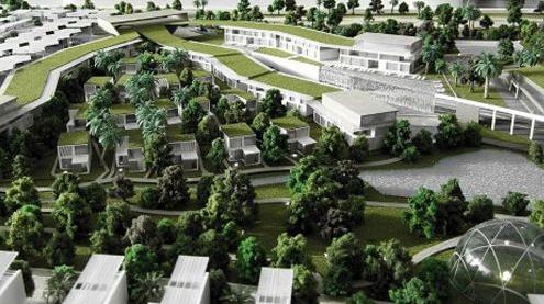 洲际:将在迪拜建英迪格100%太阳能式酒店