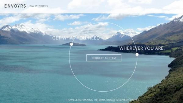Envoyrs:让游客成为代购、快递的初创平台