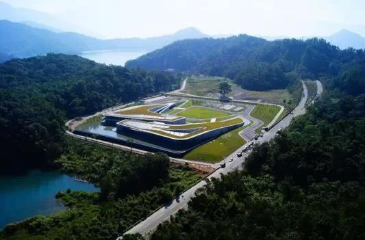 盘点:世界美轮美奂的景区游客服务中心