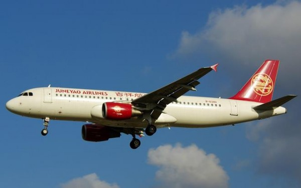 吉祥航空:将接收6架新飞机 机队将达到56架