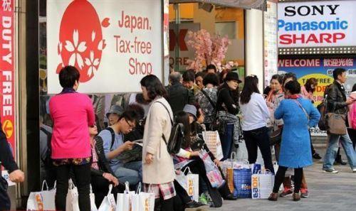 访日中国游客:不再爆买 采购与观光趋多样化