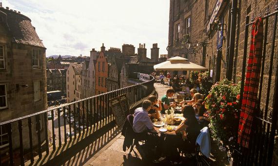 爱丁堡:旅游目的地营销 将美食与历史相结合