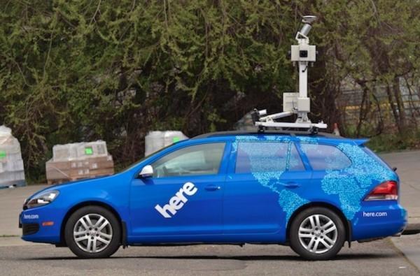 Uber:30亿竞购诺基亚地图 叫板奔驰与百度