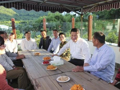 习大大:赞民宿 美丽中国要靠美丽乡村打基础