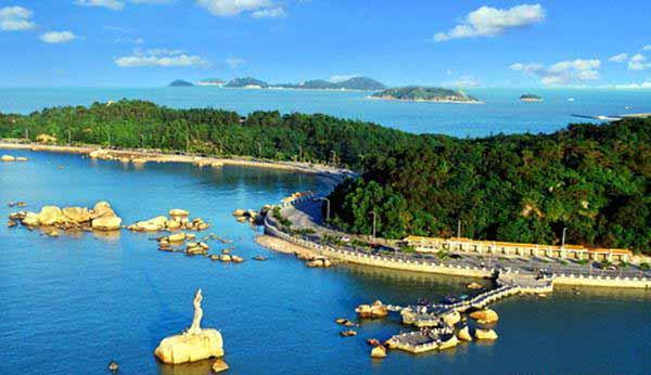珠海:大动作不断 欲做世界旅游休闲目的地