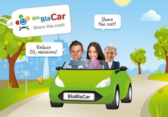 BlaBlaCar:寻新轮融资 市值或超10亿美元