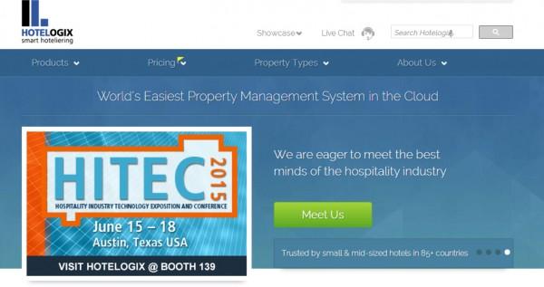 Hotelogix:整合TripAdvisor点评收集工具