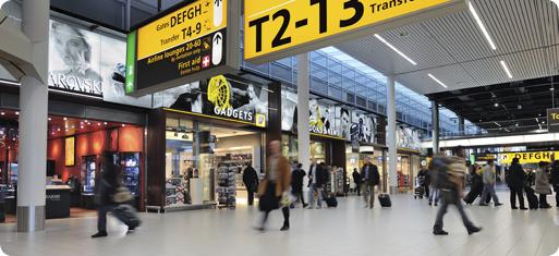 机场:改善乘客沟通 可以提升非航空营收