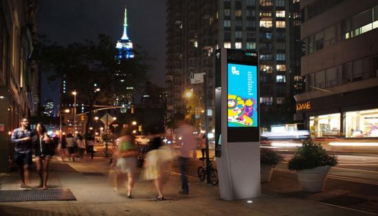 谷歌:拟建全球城市免费WiFi 纽约首个试点